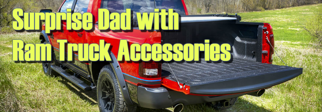 Truck Accessories for Father's Day near the Twin Cities