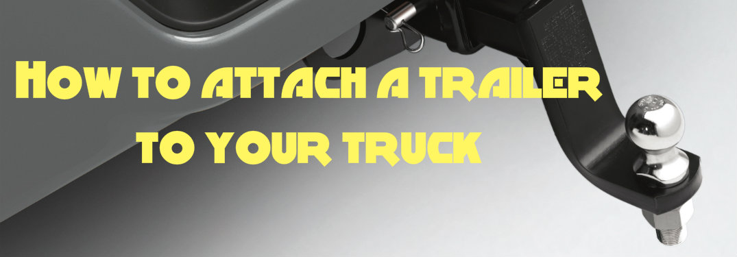 How do I attach a trailer to my Ram truck?