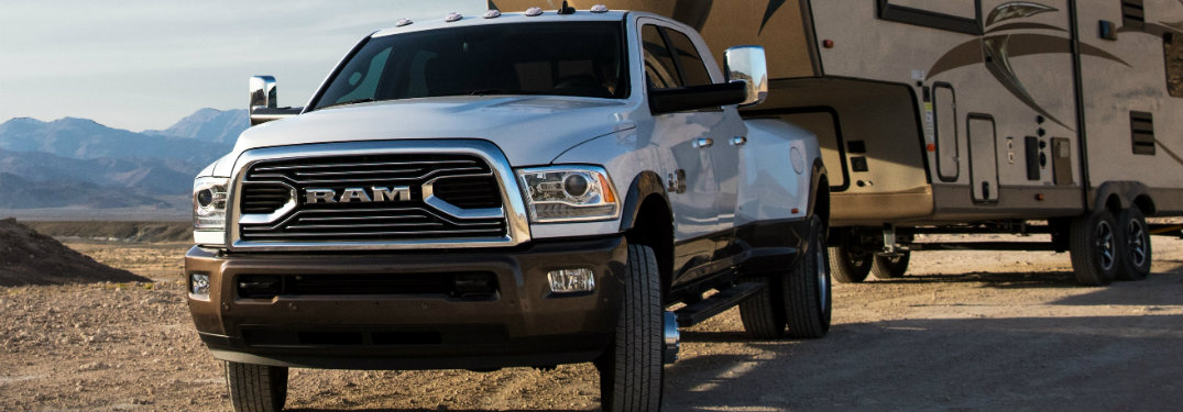 2018 Ram 3500 Heavy Duty Release Date and Higher Towing