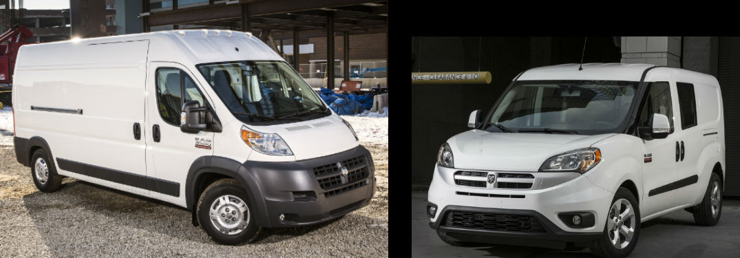 Which Ram Cargo Van Is Right for You?