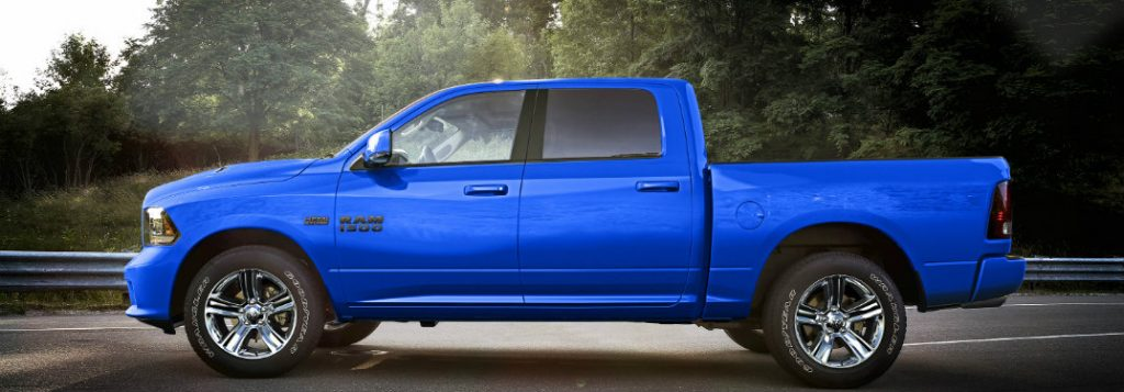 2018 Ram 1500 Hydro Blue Sport Release Date and Features