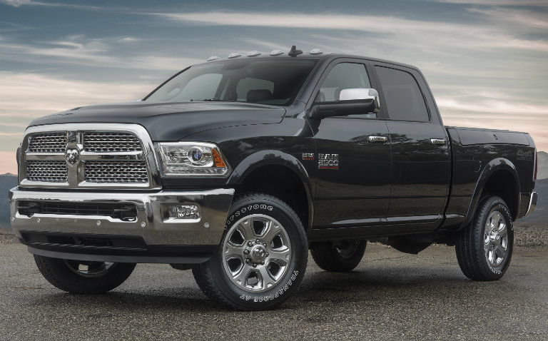 What S New On The 2018 Ram 2500 Explore Enhancements Here