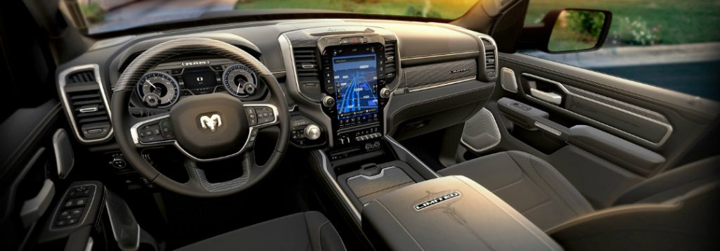 Capabilities Of The New 12 Inch Uconnect 4c Infotainment