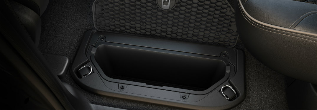 Explore Space With This 2019 Ram 1500 Cabin Storage Video