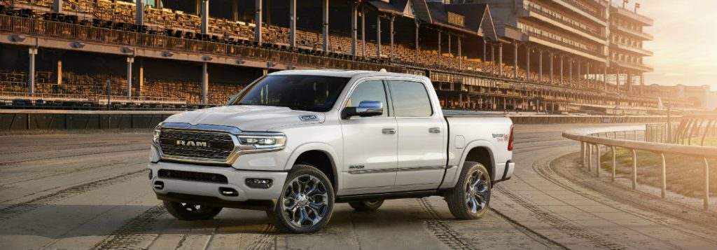 Explore the 2019 Ram 1500 Kentucky Derby Edition Features
