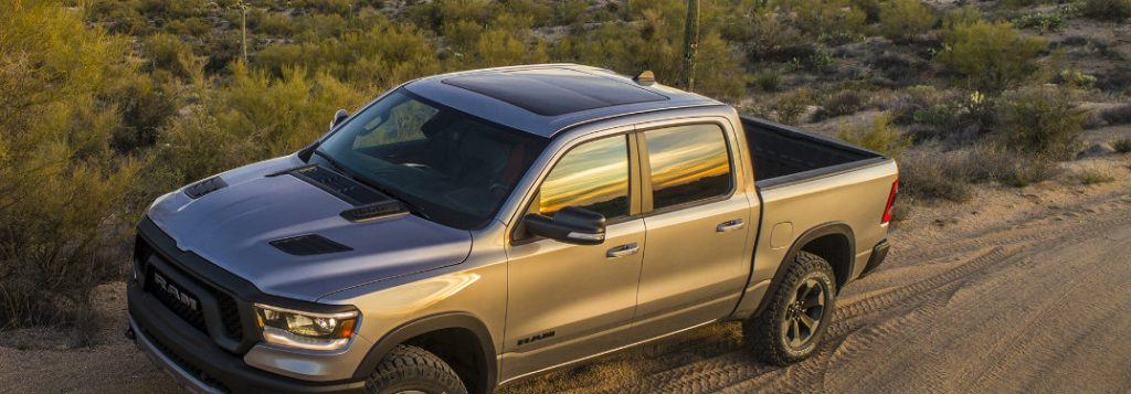 Can I get a sunroof in the 2019 Ram 1500? Absolutely!