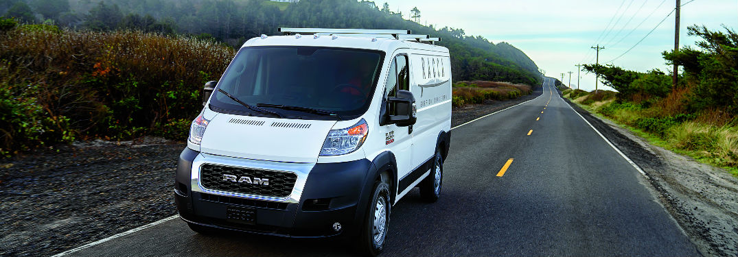 2019 ProMaster Offers New Grille, More Capability