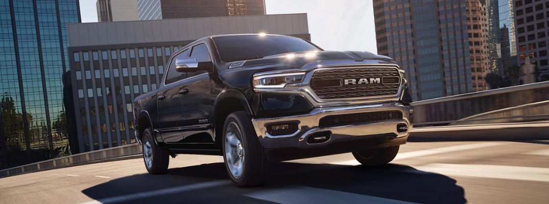 Automotive Experts Name 2019 Ram 1500 the 2019 North American Truck of the Year