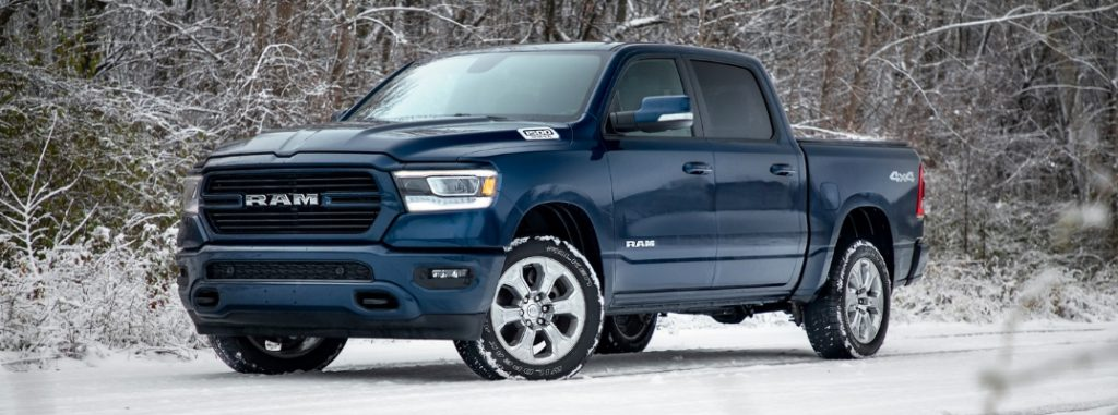 2019 Ram 1500 Performance and Design Specs