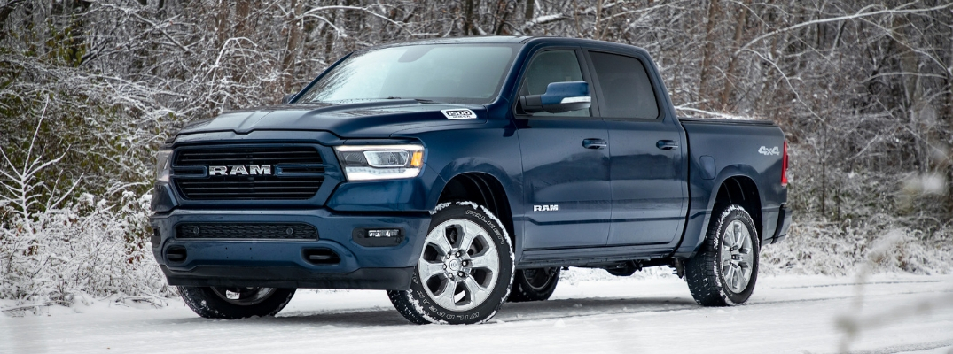 2019 Ram 1500 Named Best Pickup Truck of the Year