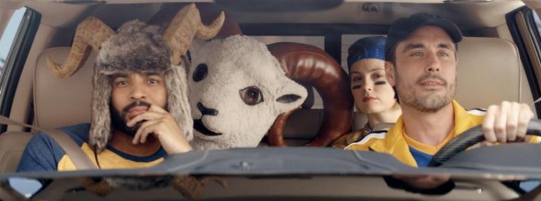 Ram Truck Scores Viewers' Attention with Social Media Campaign