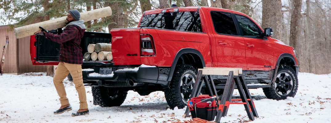 Ram 1500 Gets a New Multifunction Tailgate in 2019