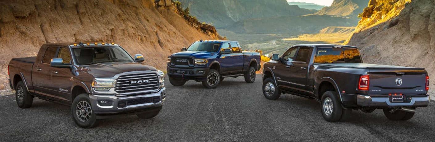 How Much Can the 2019 Ram 2500 and 2019 Ram 3500 Haul and Tow?