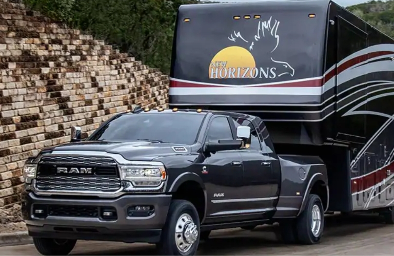 2019 Ram 2500 and 2019 Ram 3500 Engine Power and Tow Ratings