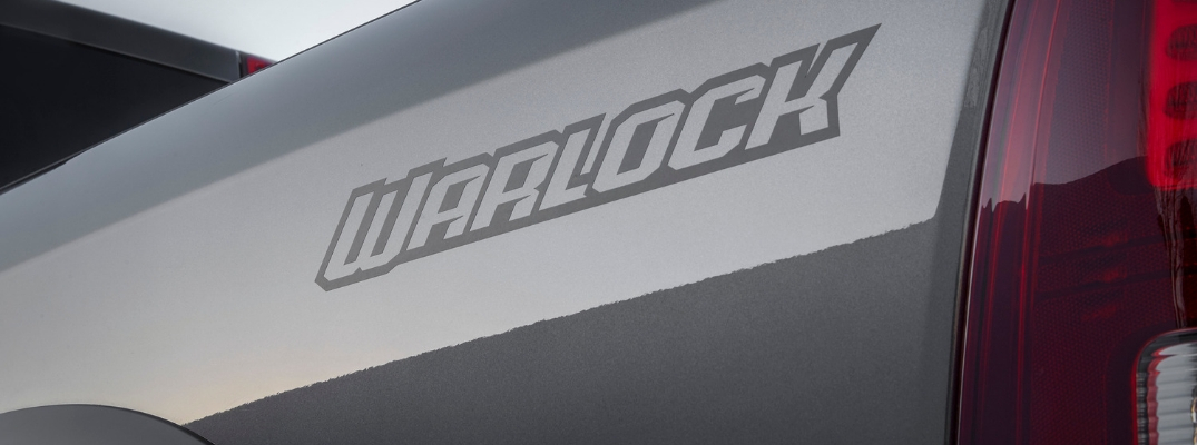 Aggressive Design and Styling in the Ram 1500 Classic Warlock