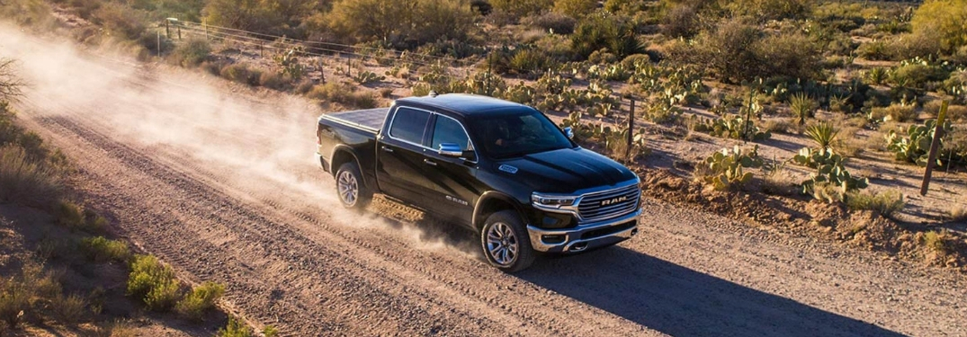 What New Active Safety Features Have Been Added to the Ram 1500 for 2019?