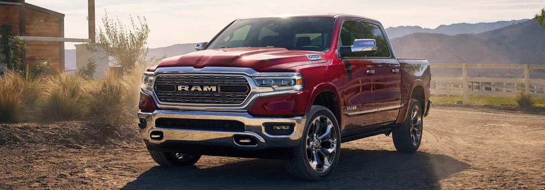 What Interior Trim Options are Offered on the 2019 Ram 1500?