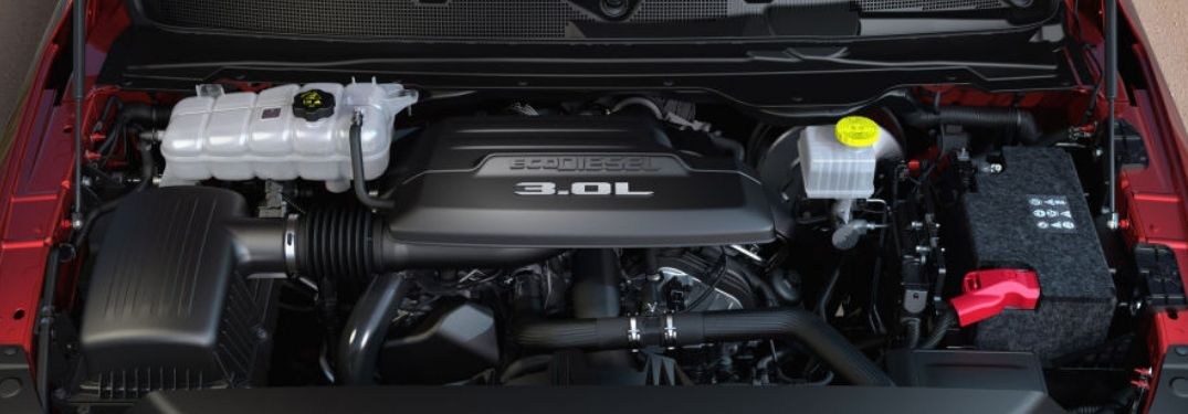New 2020 Ram 1500 EcoDiesel Engine Leads US Half-Ton Diesel in Torque and Towing