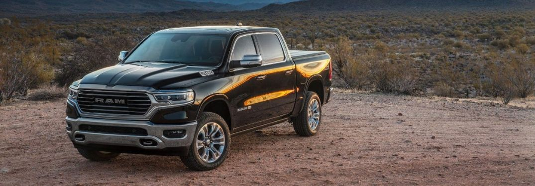 What's New for the 2019 Ram 1500?