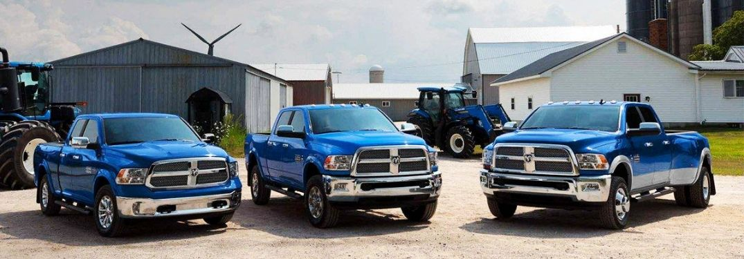 Uncover True Capability at Fury Ram Truck Center
