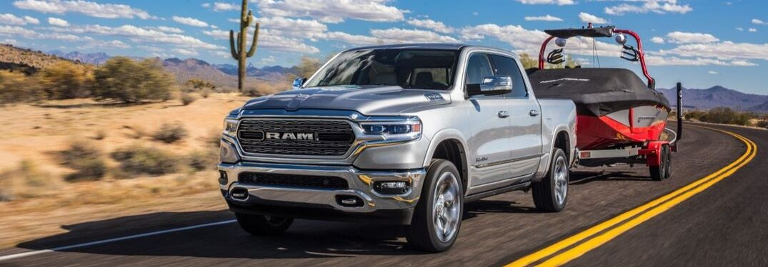 Meet the Groundbreaking 2020 Ram 1500 at Ram Truck Lake Elmo