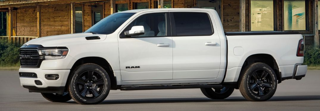 What S New For The 2020 Ram 1500 Lake Elmo Fury Motors