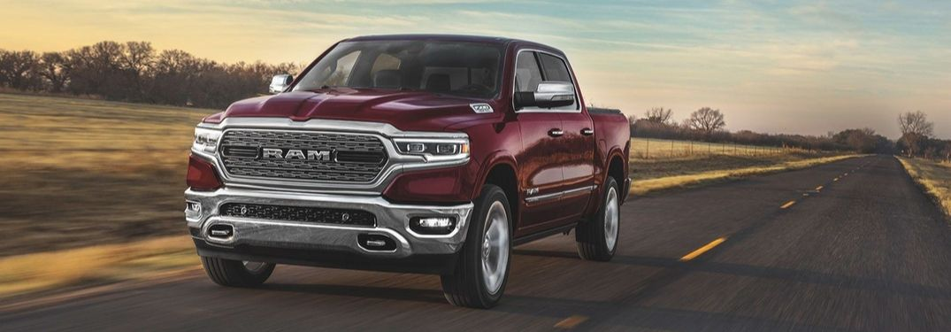 Ram Releases Fuel Economy Ratings for New 2020 Ram 1500 EcoDiesel