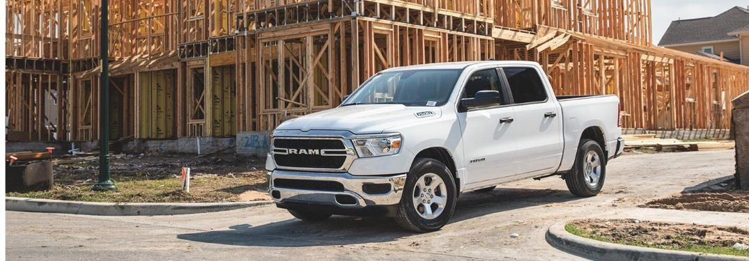 Towing and Payload Capacities of the 2020 Ram 1500 Lineup