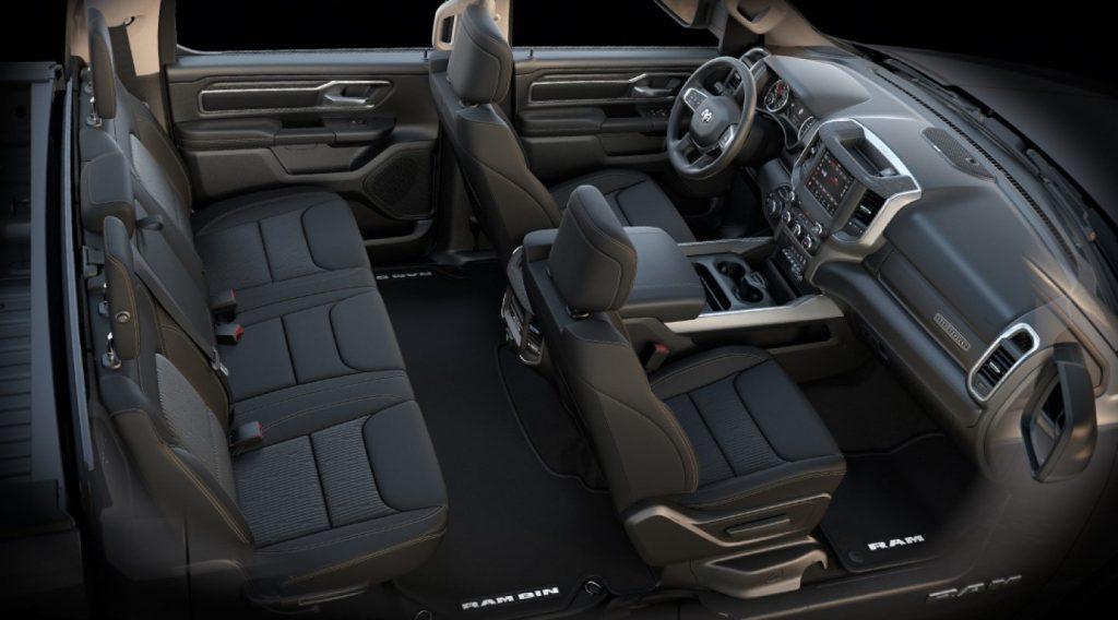 Inside Interior Door Handle Tan Driver /& Passenger Pair for Ram Pickup Truck New