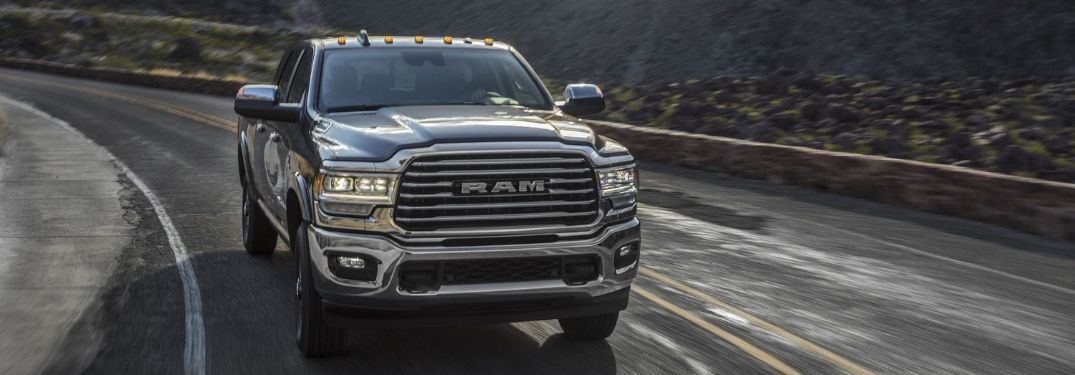 2020 Ram 2500 Heavy Duty Extends Feature Availability & Adds New Appearance Options