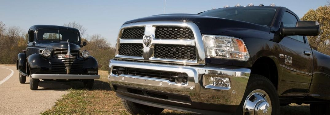 Exploring the Origins of the RAM and the Emblem that Started It All