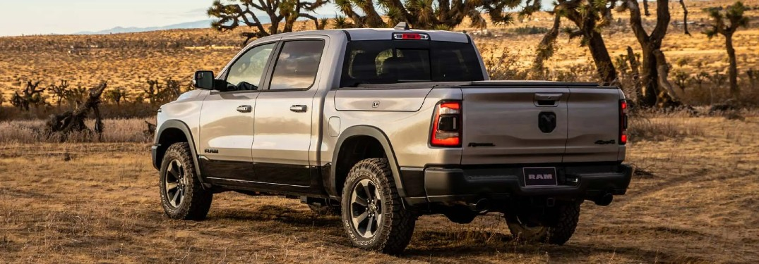 What Tire PSI is Recommended on the RAM 1500?