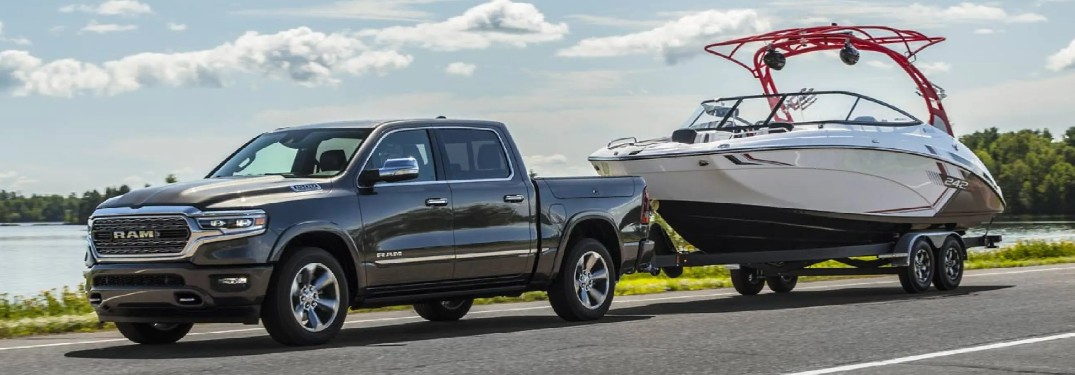 2021 Ram 1500 Towing and Payload Capacities
