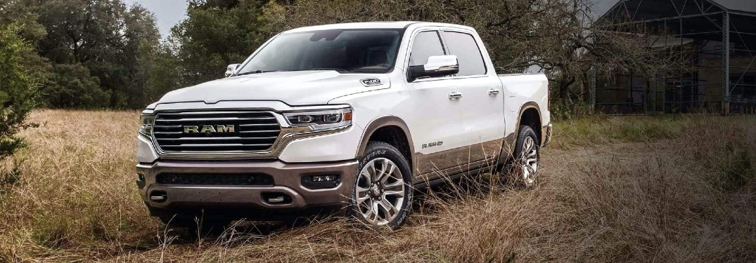 What's the Difference Between Ram Truck Models?