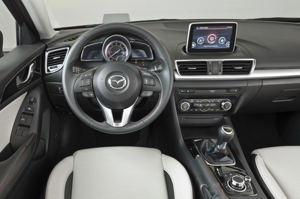 2014 Mazda 3 Interior Radio » 2014 Mazda 3 Interior Radio Amazing Pictures