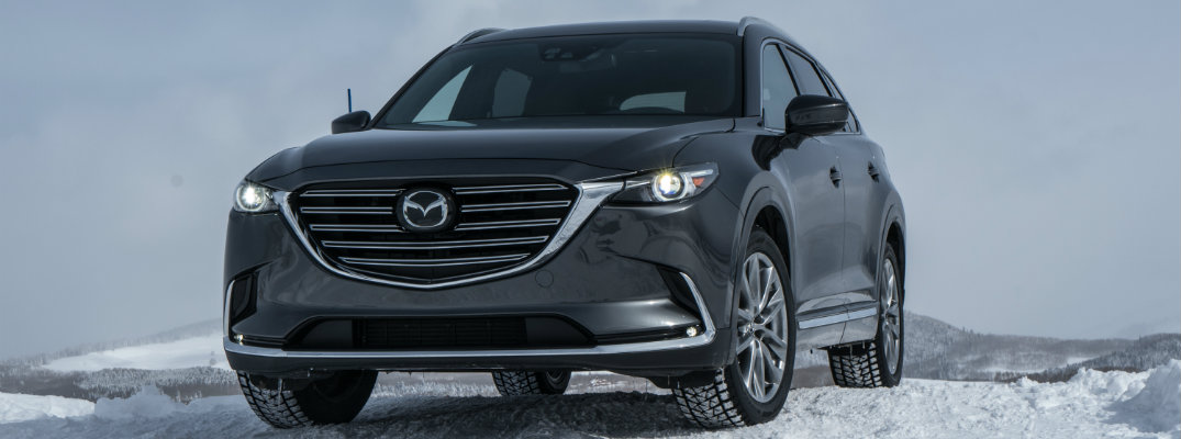 Does the 2016 Mazda CX-9 Have LED Headlights?