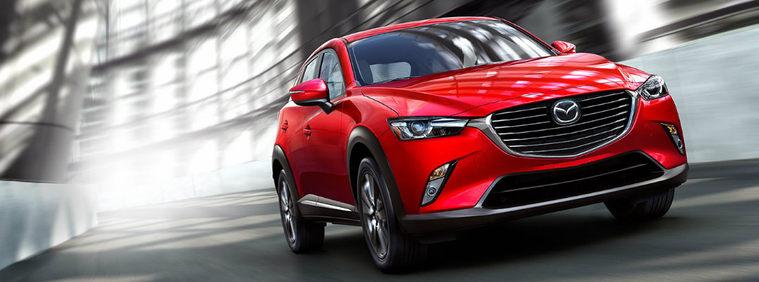2017 Mazda CX-3 On-Sale Date
