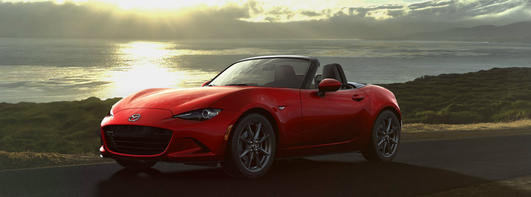 Mazda Miata Named Best Affordable Convertible in NEMPA Ragtop Awards