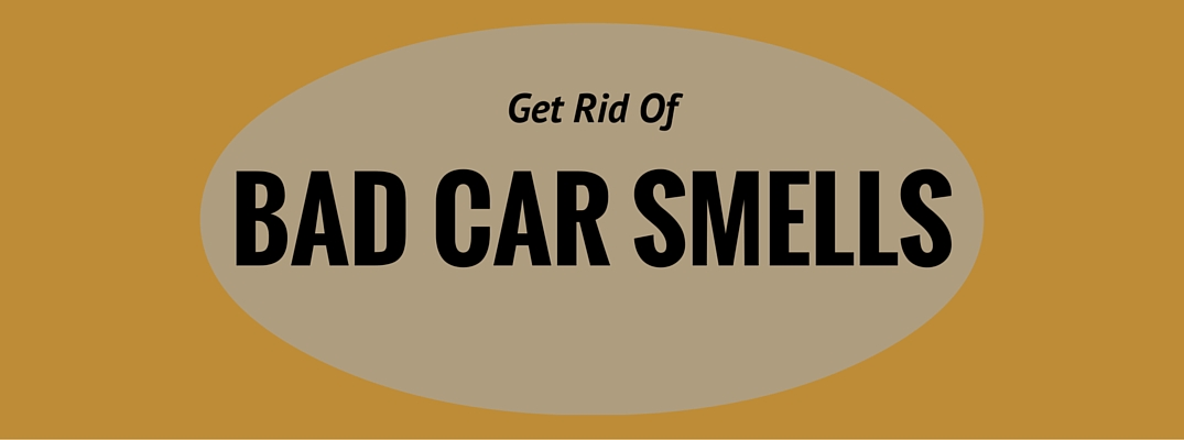 5 Ways to Get Bad Smells Out of Your Car