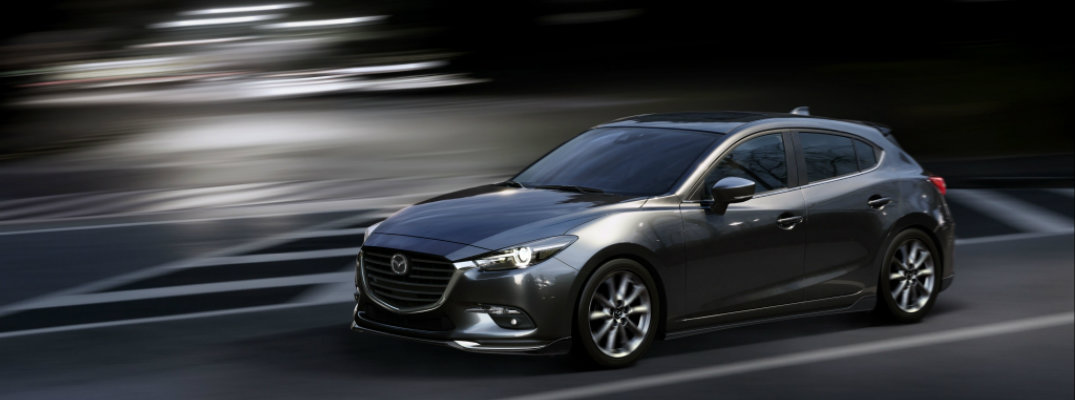 What's New for the 2017 Mazda3?