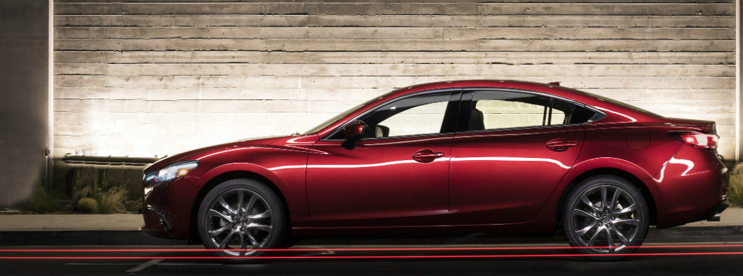 2017 Mazda6 Pricing and Trim Levels