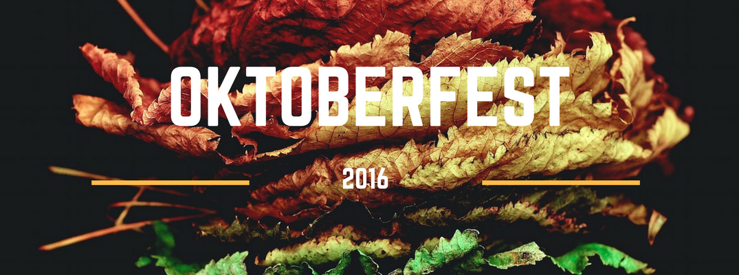 2016 Oktoberfest Events North Jersey