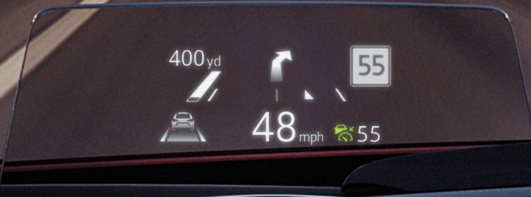What Does the Mazda Traffic Sign Recognition System Do?