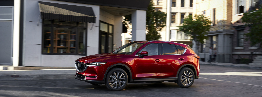2017 Mazda CX-5 Design Features and Updates