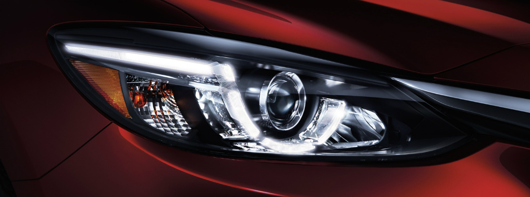 How Do Mazda Auto Leveling Headlights Work