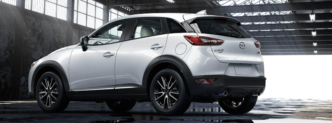 2017 CX-3 gas mileage