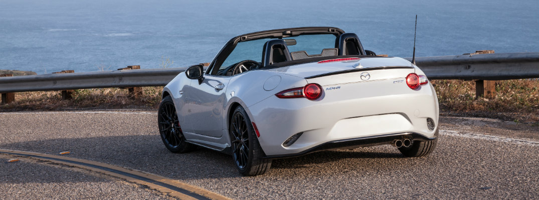 Mazda MX-5 Miata named 2017 Play Car of the Year