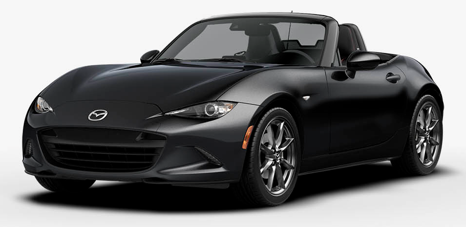 Jet Black Mica Mx5 Mazda Of Lodi