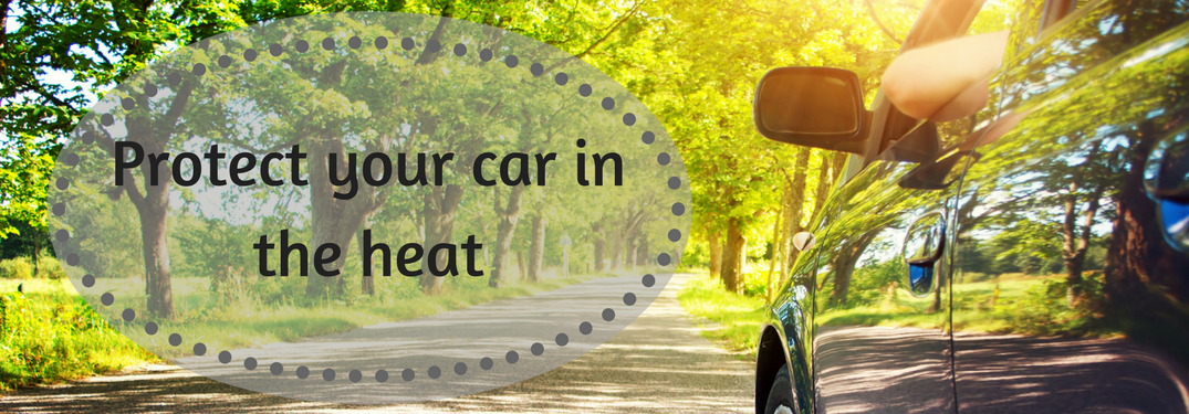 protect your car in the heat