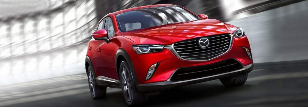 2018 mazda cx-3 soul red metallic